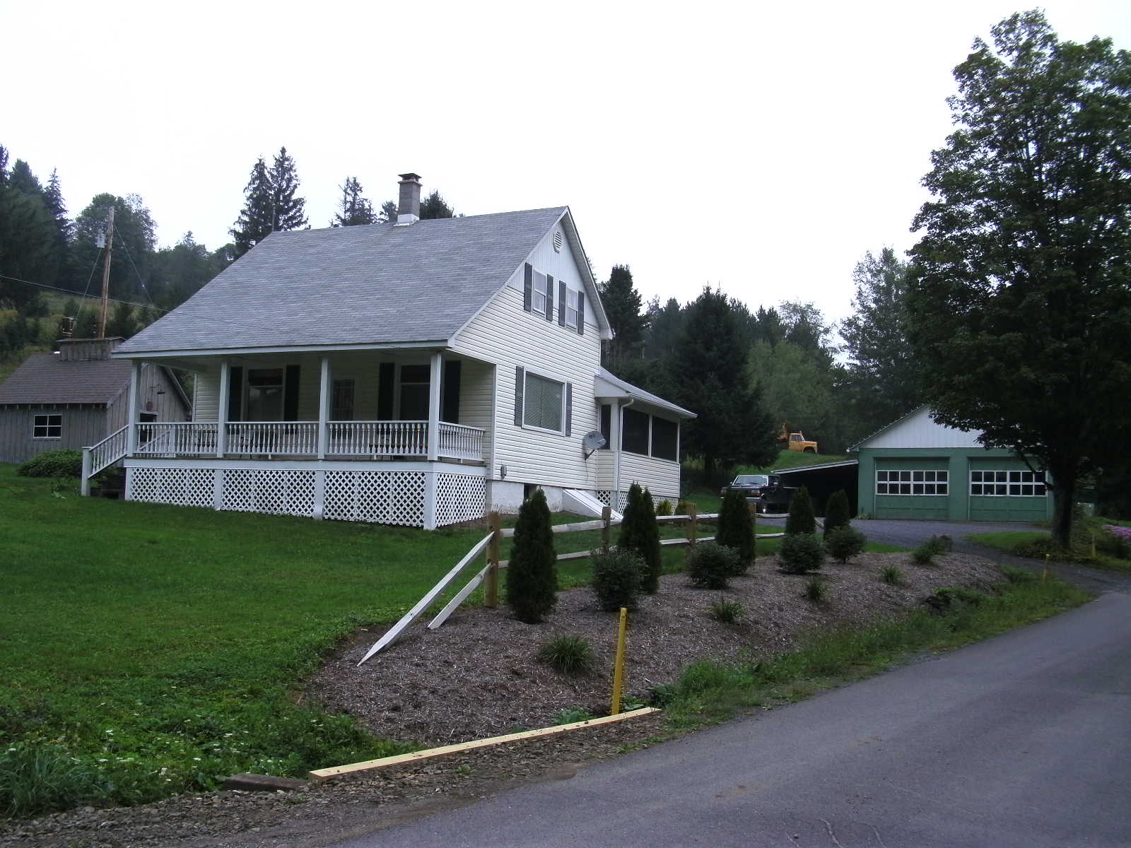 Forest View Evergreen Tree Farms Office